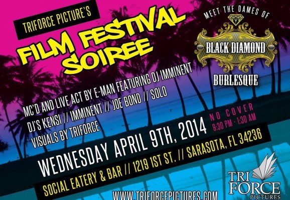 Triforce Film Festival Soiree